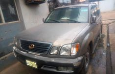 Almost brand new Lexus LX Petrol 2002 for sale
