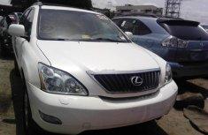 Lexus RX 2008 Petrol Automatic White for sale