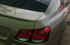 Tokunbo Lexus Gs430 2008 Gold For sale
