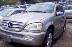 Mercedes-Benz ML350 2005 for sale