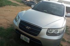 Hyundai Santa Fe 2007 Silver for sale