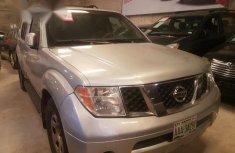Nissan Pathfinder 2005 Silver for sale