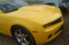 Chevrolet Camaro 2013 Yellow for sale