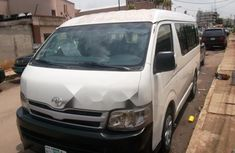 2013 Toyota HiAce Manual Petrol well maintained