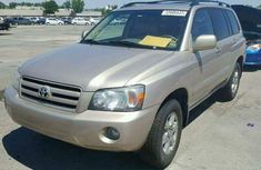 Good used 2007 Toyota Highlander for sale