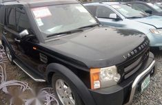 Land Rover Lr3 2006 Black for sale