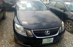 Lexus GS 2006 Black for sale