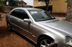 Foreign Used Mercedes-Benz C230 2005 Silver