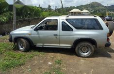 Nissan Pathfinder 1988 Gray for sale