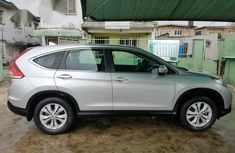 Honda CR-V 2014 Silver for sale