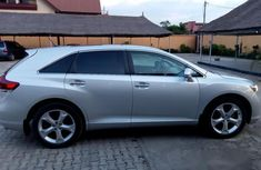 Foreign Used Toyota Venza 2013 Silver