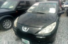Peugeot 307 2004 Black for sale