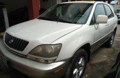 Lexus Rx300 1999 White for sale