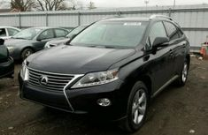 Well kept Lexus RX 350 2012 for sale