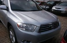 Toyota Highlander 2009 in good conditon for sale
