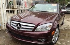 Well maintained Mercedes Benz C350 2008 for sale