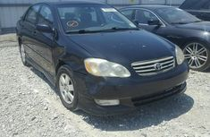 Toyota Corolla 2004 in good condition for sale