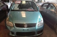 Suzuki Sx4 2005 Blue for sale