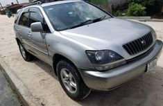 Few Months Used Lexus Rx300 2003 Silver