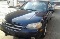 Nissan Maxima 2003 Blue for sale