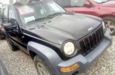 Registered Super Clean Jeep Liberty 2003 Black
