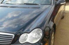 Tokunbo Mercedes-Benz C240 2005 Black
