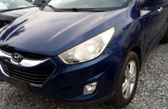 Hyundai Ix 35 2013 Blue for sale