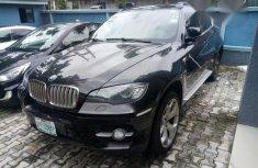BMW X6 2012 Black for sale