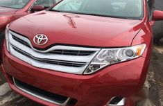 Tokunbo Toyota Venza 2012 Red For sale