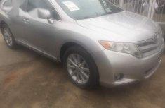 Toyota Venza 2012 Silver for sale