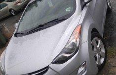 Hyundai Elantra 2013 Silver for sale