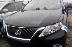 Lexus RX 2013 Petrol Automatic Black