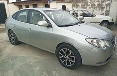 Hyundai Elantra 2009 Silver For Sale