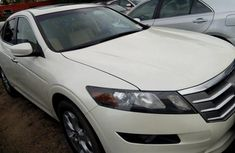 Honda Accord CrossTour 2010 Petrol Automatic White for sale
