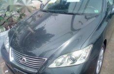 London Used Lexus ES 2007 Black For Sale