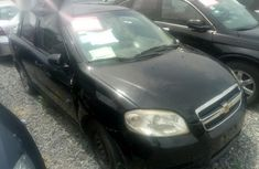 Chevrolet Aveo 2006 Black for sale