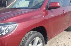 2009 Toyota Highlander Automatic Petrol well maintained