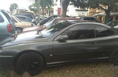 Clean Peugeot 406 2004 Gray For Sale