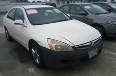 1st Body Honda Accord 2007 White For Sale