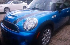 Mini Cooper Clubman S 2012 Blue