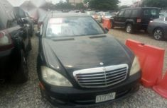 Mercedes-benz S550 2008 Black for sale