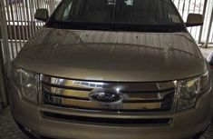 Tokunbo Ford Edge 2007 Gold