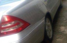 Mercedes Benz C320 2003 Silver