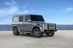 Mercedes-Benz G-Wagon Prices in Nigeria (Update in 2019)