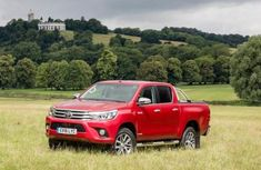 Toyota Hilux prices in Nigeria  (Update in 2019)