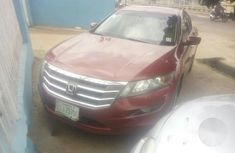 Honda Accord CrossTour 2011 Red For Sale