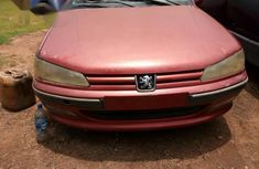 Peugeout 406 1998 Red for sale