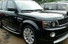 Almost brand new Land Rover Range Rover Sport Petrol 2012