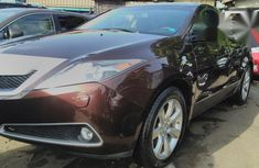 Acura ZDX 2011 Brown for sale