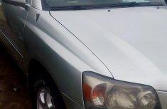Clean Registered Toyota Highlander 2005 Silver